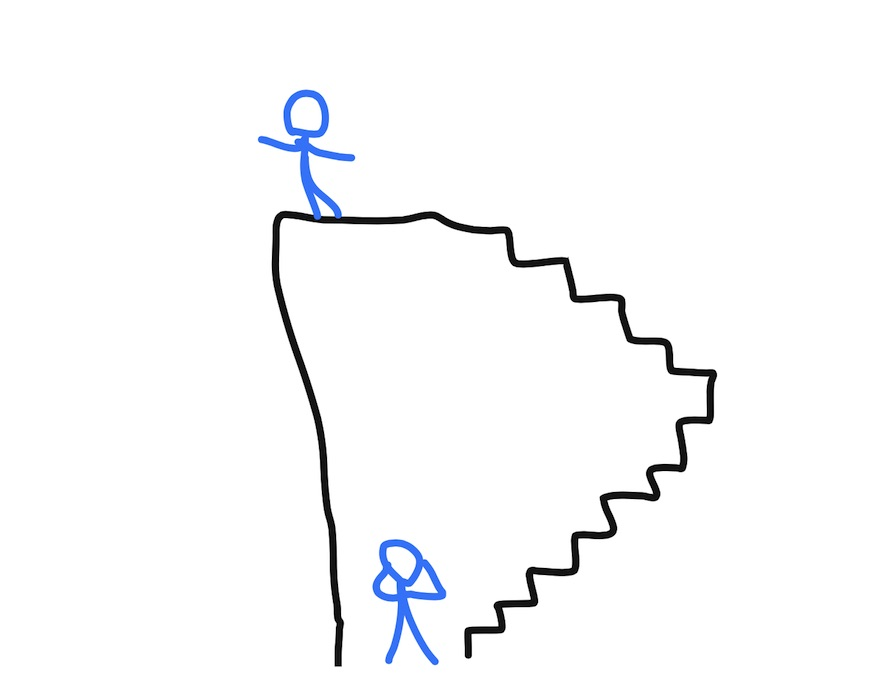 階段スラスラ